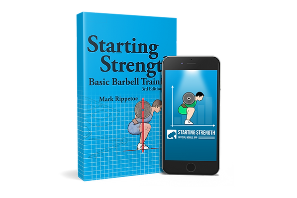 Starting Strength Book and App