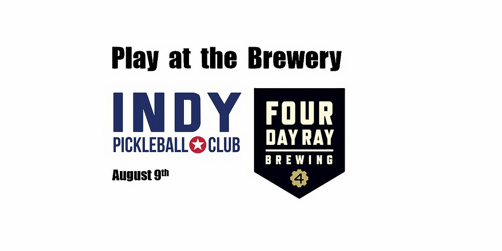 Play Pickleball at the Brewery