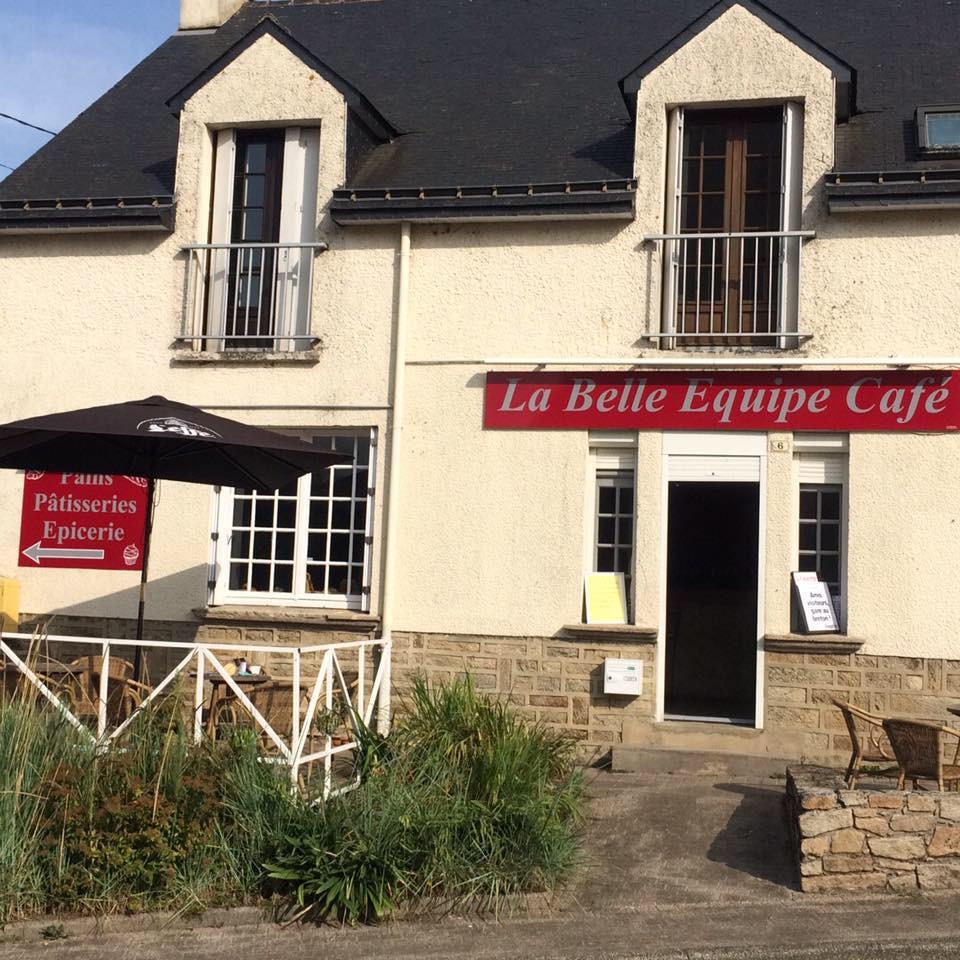 La Belle Equipe Café