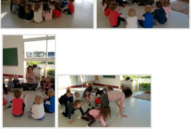 2018 - école Sainte Mélaine - Plumelin