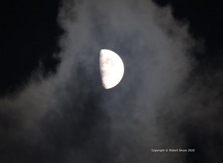 Creepy Moon