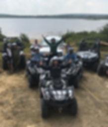 Quad; 4 roues; excursion; VTT; tourisme; laurentides