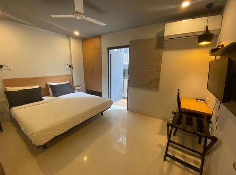 The Noida hotel Superior rooms
