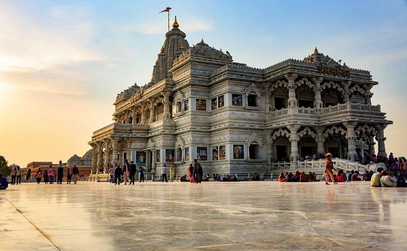 Mathura-Vrindavan day trips from Delhi