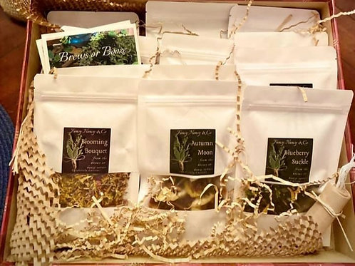 Jury Box (Brews or Booze Gift Box)