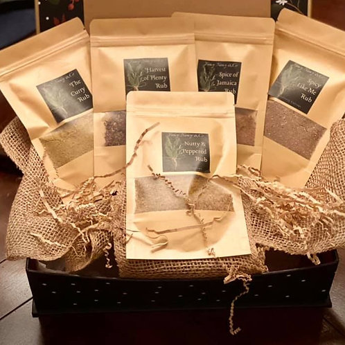 Nickel Box (Rubs Gift Box)