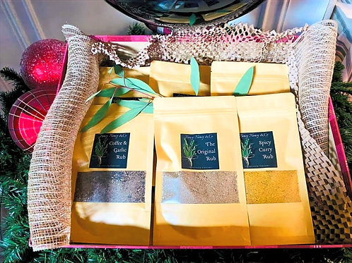 Dime Box (Rubs Gift Box)