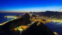 Stock image of Rio de Janeiro (but I swear I really went)