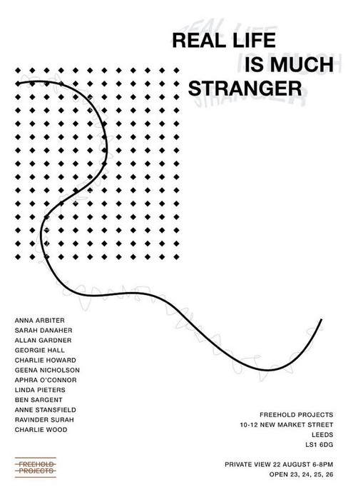 Real Life Is Much Stranger