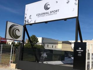 Inauguración Colonial Sport