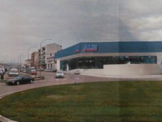 Supermercado Aldi (Plasencia)