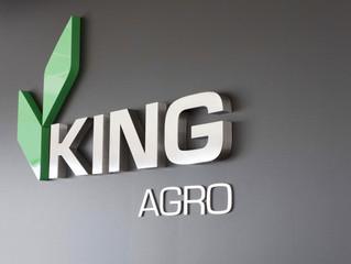 Inauguración de la planta King Agro