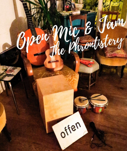 Open Mic & Jam