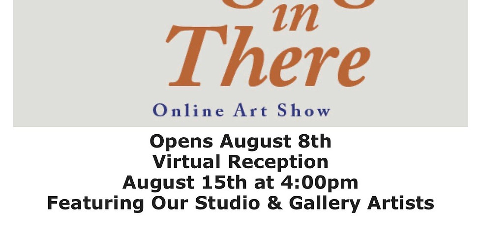 Hanging in There Online Art Show
