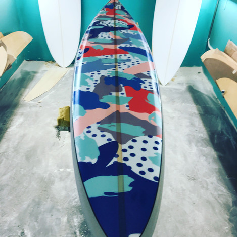 Collab - Lyle Surfboards