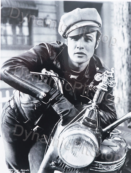 30x40cm Marlon Brando Decal or Tin Sign