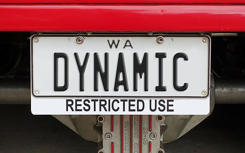 Integrated C4C Plate - Plain Style
