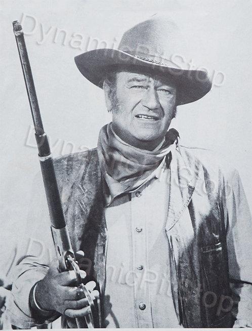 30x40cm John Wayne Decal or Tin Sign
