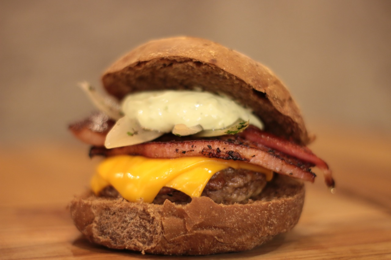 Burger Defumado