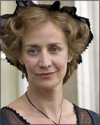 """Actress Janet McTeer As Mrs. Dashwood in the 2008 PBS production of """"Sense and Sensibility."""""""