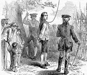 Remembering The Death of Nathan Hale