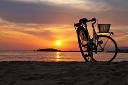 bici playa