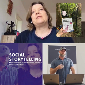 Why Social Storytelling matters for everyone - journalists, NGOs, solopreneurs, brands & corporates