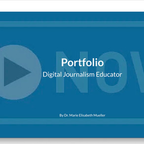 Multimedia Portfolio | 2021 Edition
