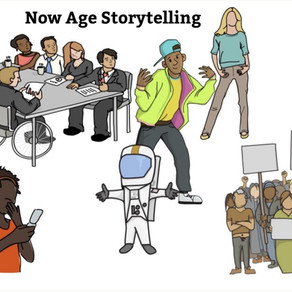 15 skills which will help you to create compelling stories for your Now Age audience!