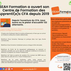 LE CFA ISEAH FORMATION