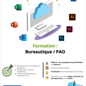 Formation : Bureautique / PAO