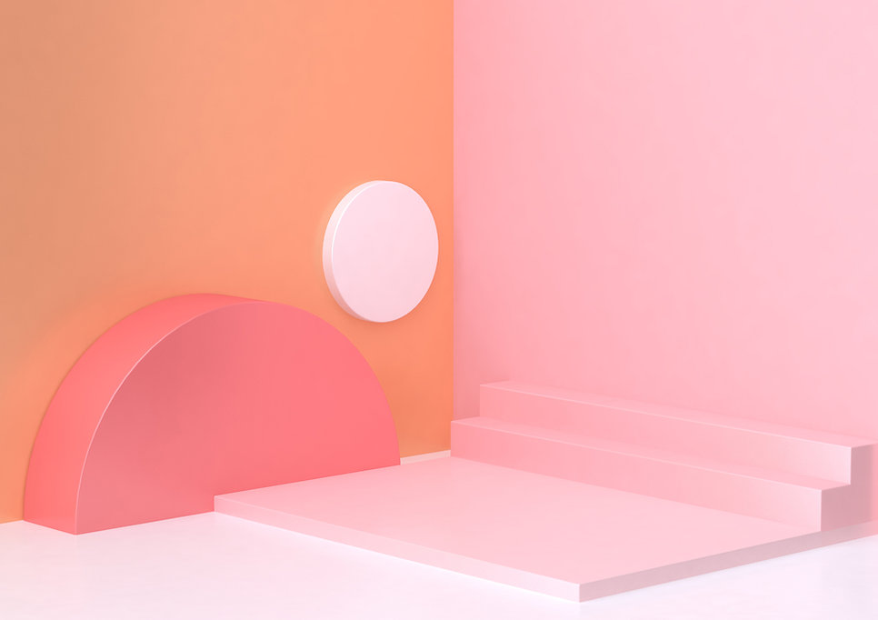 Abstrakt Zimmer