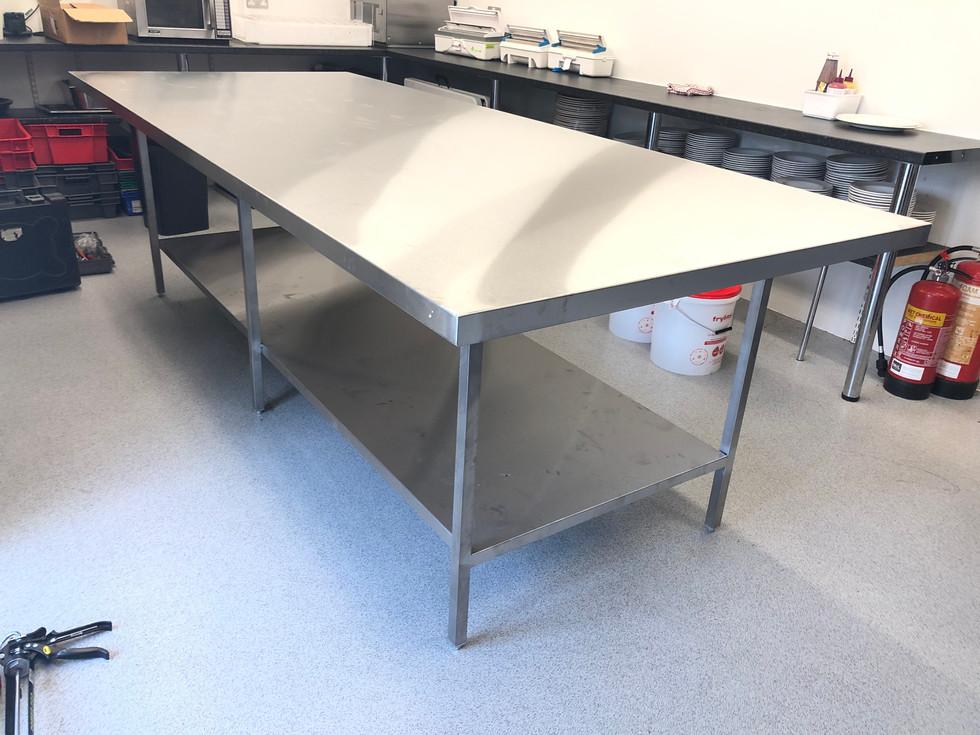 Kithcen centre table