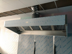 Wall Mounted Canopy