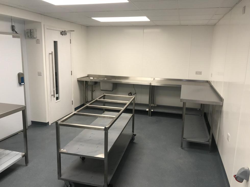 Butcher kitchen