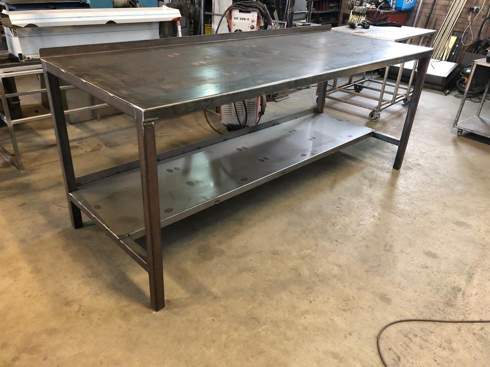 Mechanics table