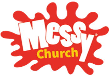 Messy Church Logo transparent background