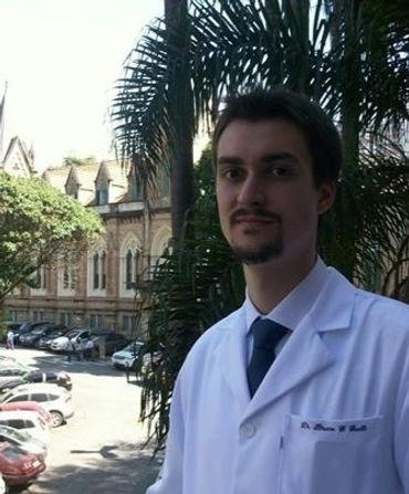 Psiquiatra em São Paulo. Dr. Bruno Guelli