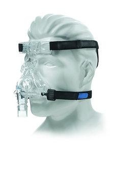 ComfortSelect Nasal CPAP Mask with Headgear