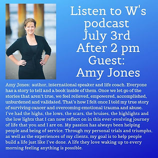 Healthy & Fit After 40 Podcast Amy Jones