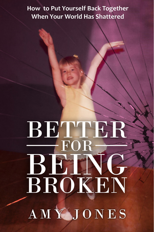 FREE Book Chapter - Better for Being Broken