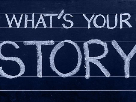 "What's your organizing ""story""?"