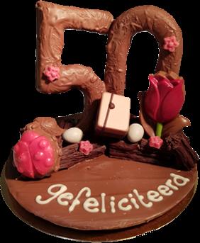 Gefeliciteerd 50