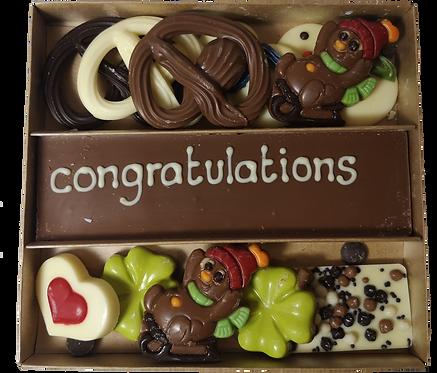 Reep congratulations