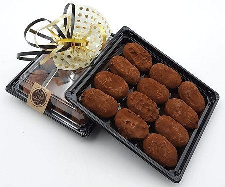 Slagroom truffels