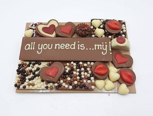 All you need is....??