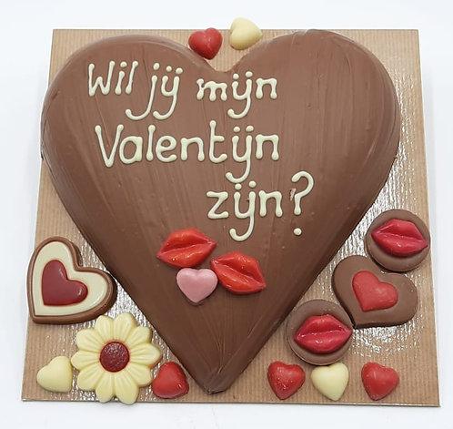Wil jij mijn Valentijn zijn?