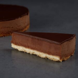 Dudok chocolade truffel taart