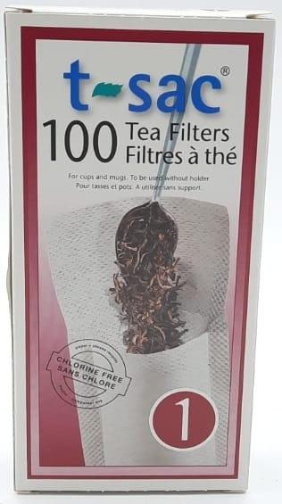 Filterzakjes nr. 1, klein