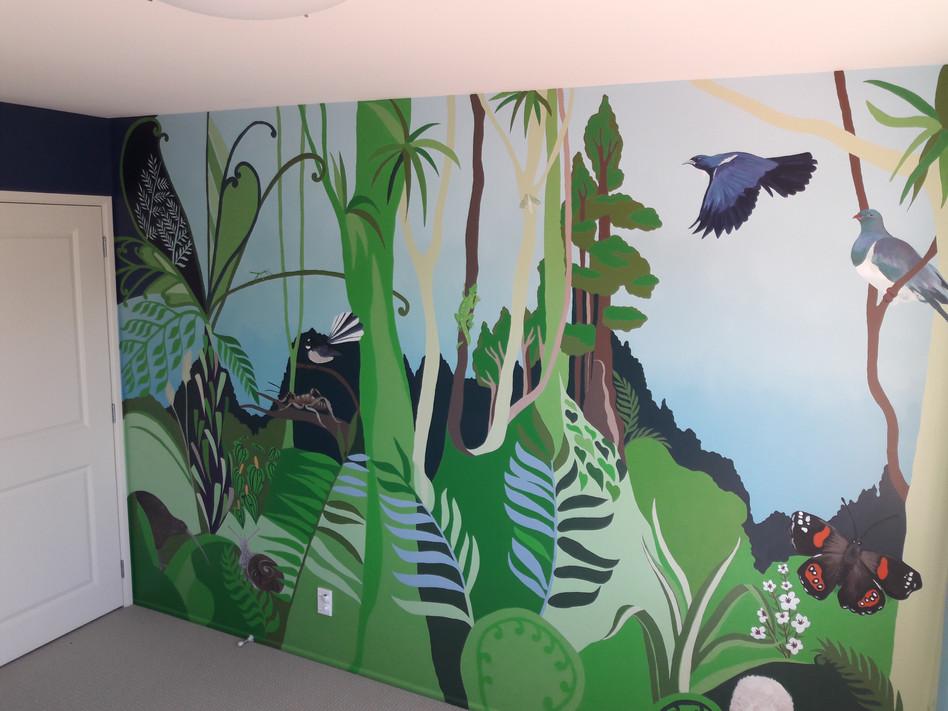 Flynn's mural